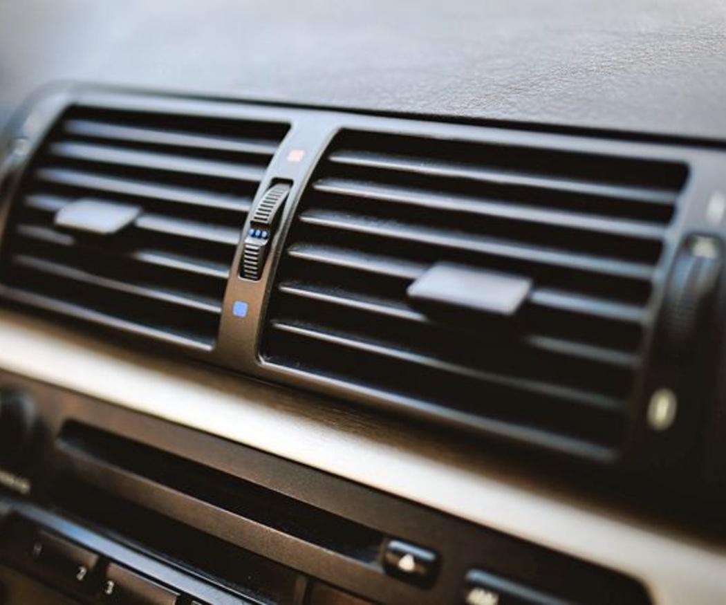 El uso adecuado del aire acondicionado del coche