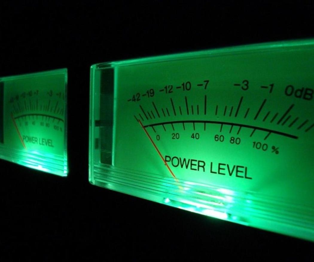 Los ruidos y sus emisiones de decibelios