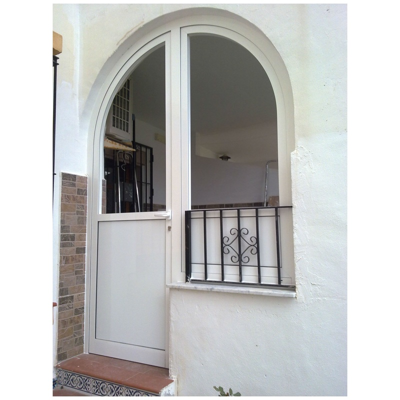 Puertas y ventanas de aluminio: Productos  de Sevimad