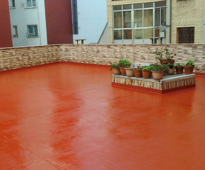 impermeabilizacion terraza gijon