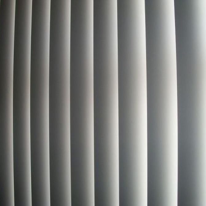 Las ventajas de las cortinas verticales