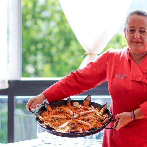 Chef El Mirador de Pelayos