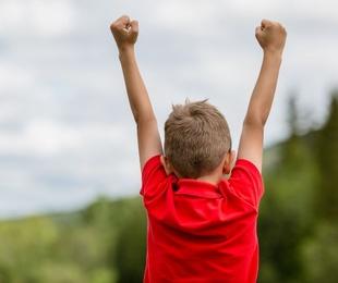 Cinco pilares de la autoestima infantil