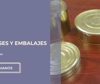 Envases y embalajes en Guipúzcoa   Envasados Skinter