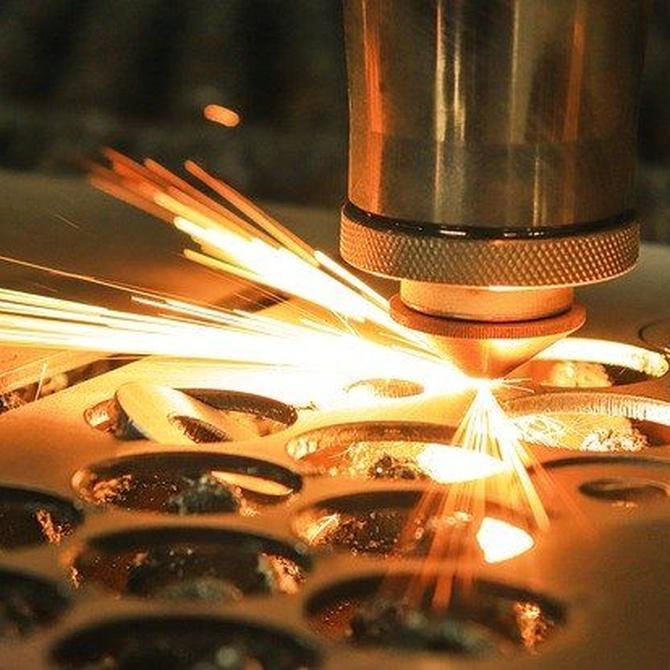 Aplicaciones del corte por  laser