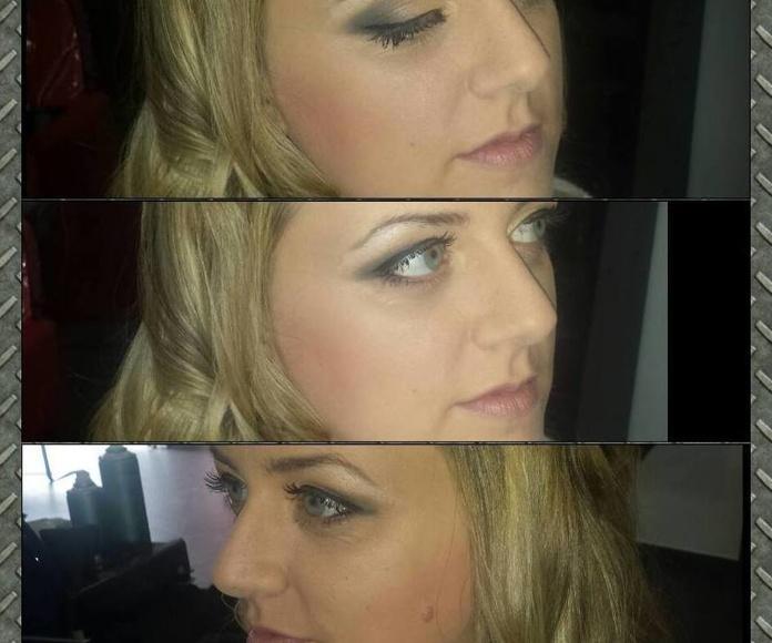 Peluquería y maquillaje fiesta Toledo