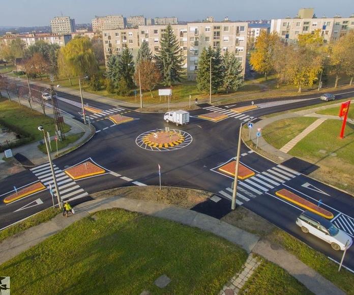Rotonda Hungría