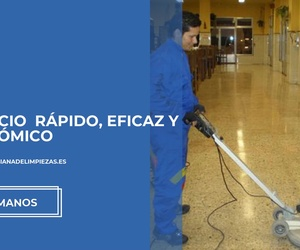 Servicios de limpieza en Vitoria - Colombiana de Limpiezas