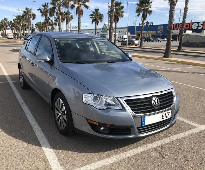 V.W. PASSAT TDI: COCHES DE OCASION de Navirent-Automóviles Parque Mediterráneo