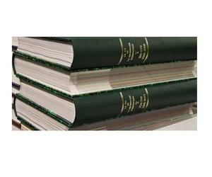 Tesis doctorales  encuadernacion