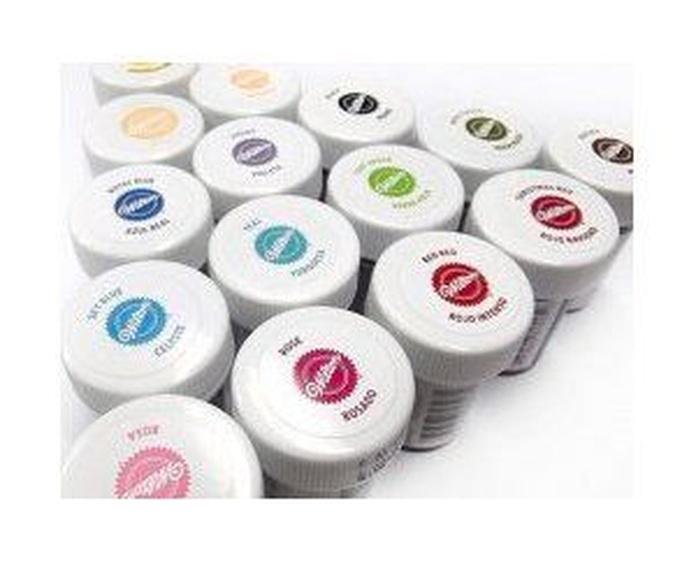 Aromas, colorantes, fondant: Productos de American Flavor