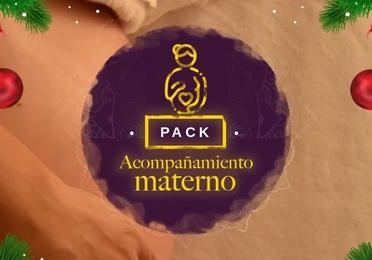 Pack Acompañamiento Materno