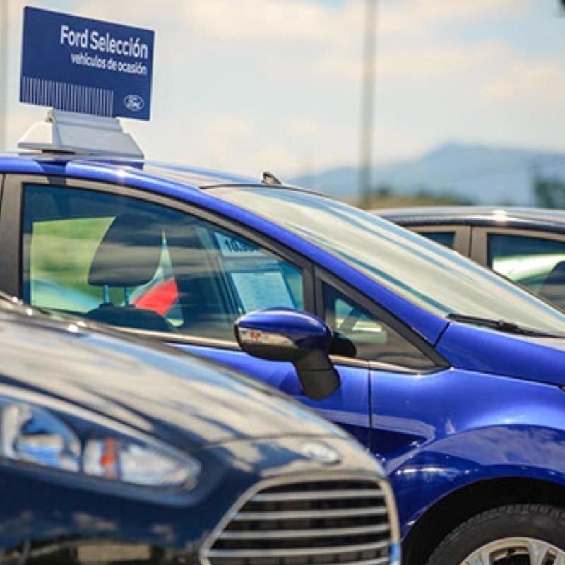 Concesionario Ford en Bilbao