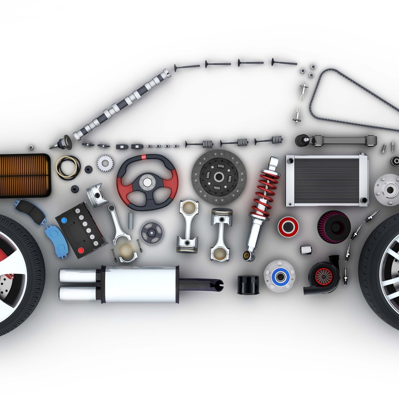 Venta de recambios: Servicios Renault de Motor Sur 2000