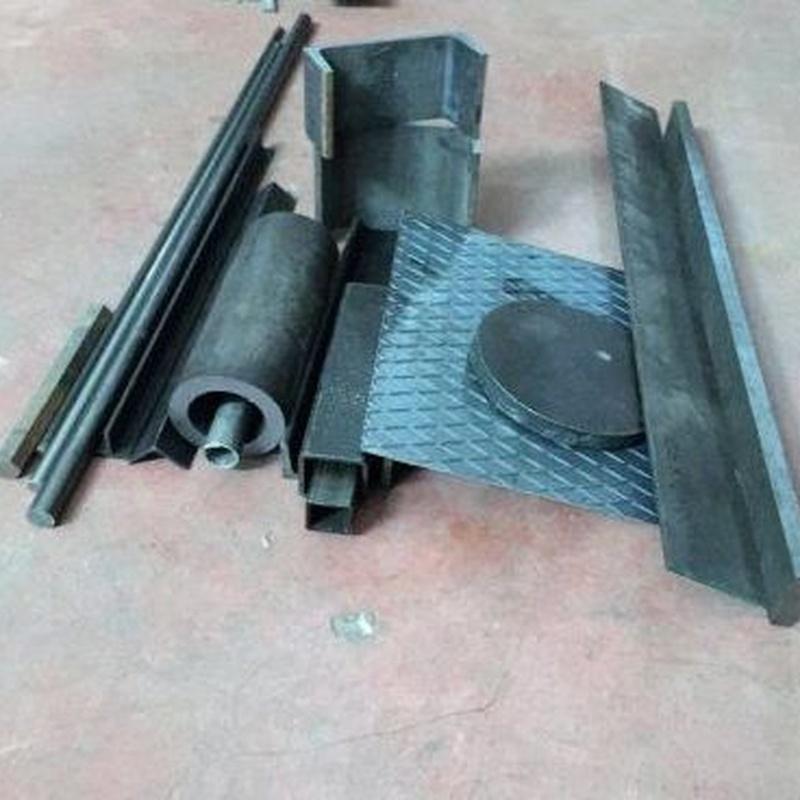 Hierro: Metales y aceros de Iturrino Suministros Industriales