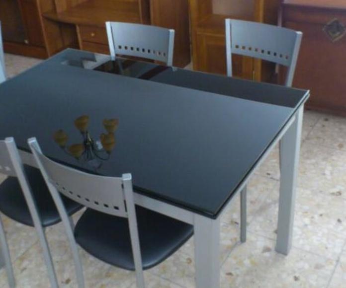 Mesas: Catálogo de Muebles Rivas