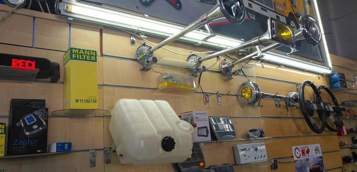 Repuestos de camión en Alicante con total garantía