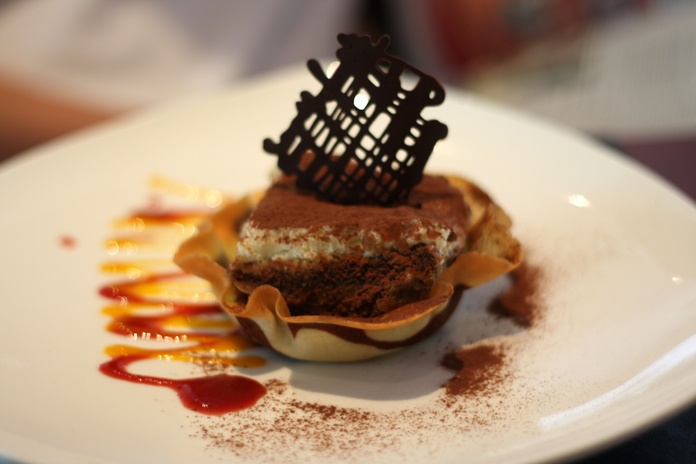 Il Dolce: Carta de Restaurante Sarrietto