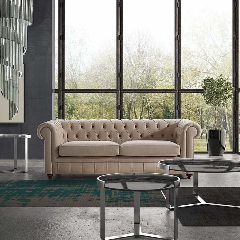 Modelo Chester Contract: Sofás y sillones de Raúl Ortuño Sofás