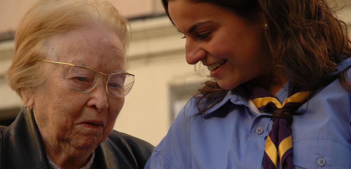 Asistencia domiciliaria a mayores en Valencia por el personal mejor preparado