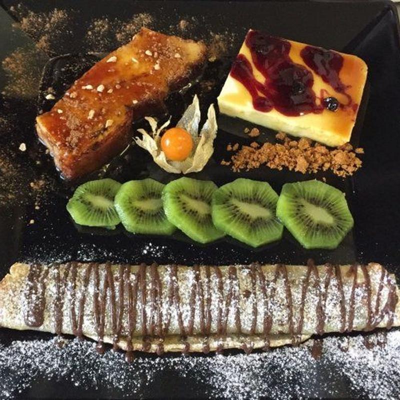 Postres: Carta y Menús de Restaurante Bonavista