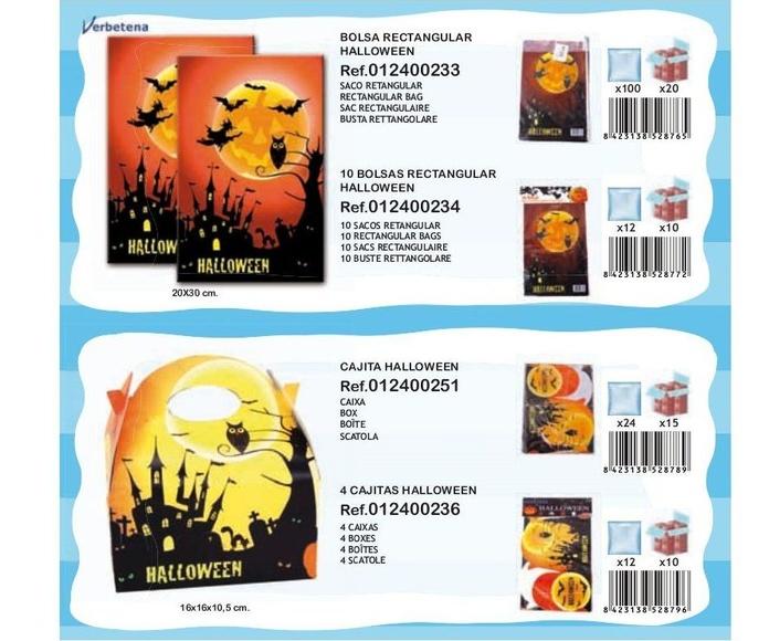 Halloween: Productos de Verbetena