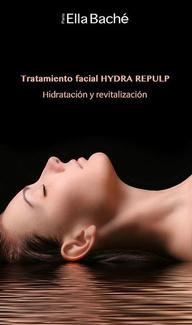 Tratamiento Facial Hydra Repulp, hidratación y reavilitación
