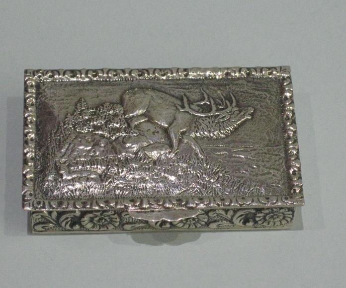CAJAS: Catalogo de plata de Vera Orfebre