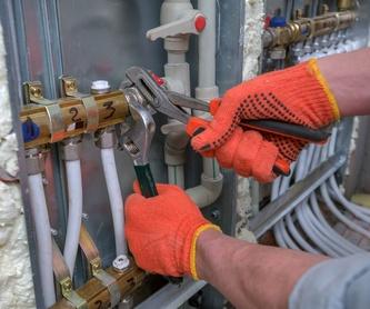 Gas: Servicios de I.R.I.S. Servicios