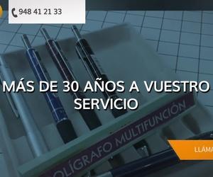Material de oficina y papelería en Tudela - Papelería Carlos Sagasti
