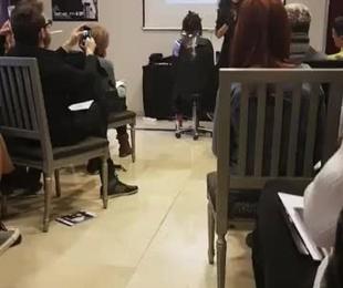 curso de BALAYAGE CON TONY&GUY impartido por la gran estilista AMPARO CARRATALA