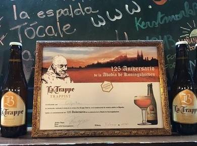 Cerveza del mes: La Trappe