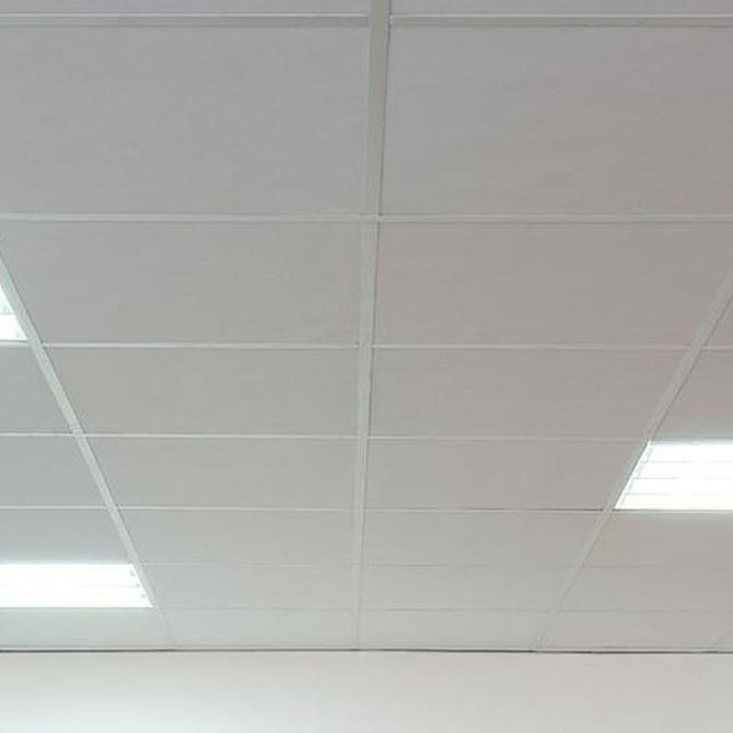 Ventajas de los techos desmontables de escayola