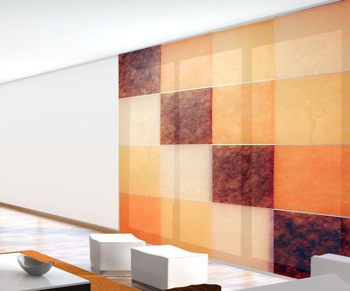 Panel Tropic Multicolor