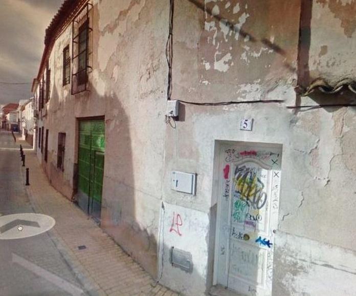 Venta de casa Lope de Vega: Inmuebles Urbanos de ANTONIO ARAGONÉS DÍAZ PAVÓN