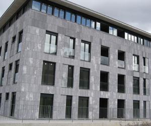 Ventanas de aluminio para edificio