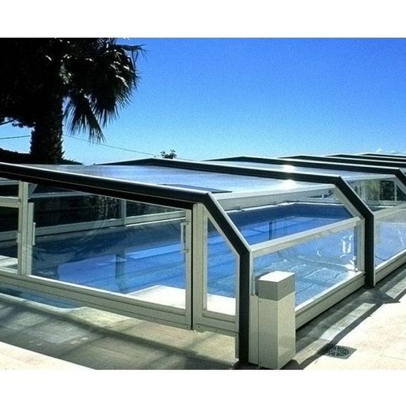 Cubierta de aluminio: Productos de Agua Flo