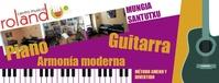 Escuela de guitarra en Mungia con profesores cualificados: Academia de Guitarra y Piano Roland