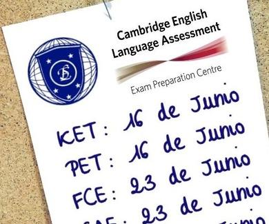 Cursos trimestrales para los exámenes de Cambridge