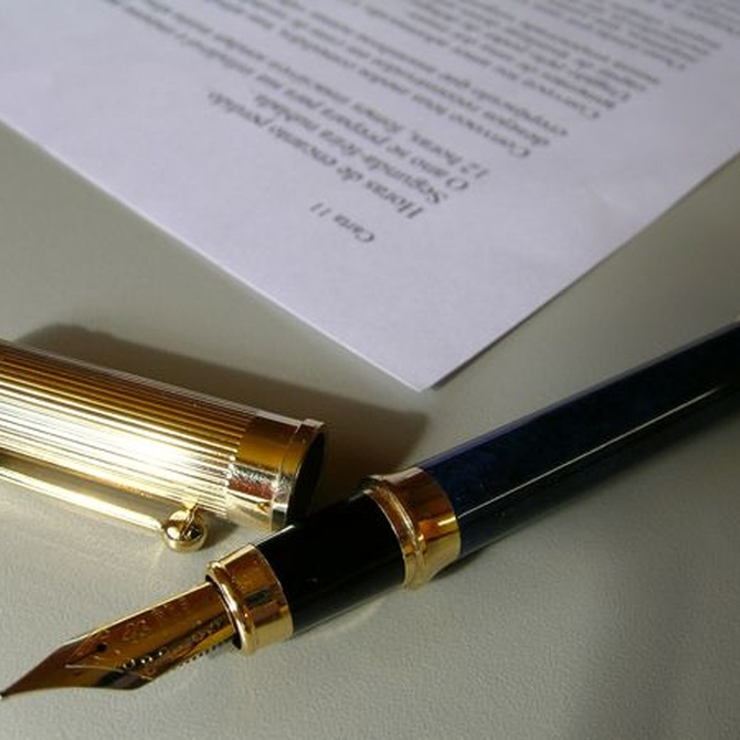 Ideas básicas para preparar un testamento
