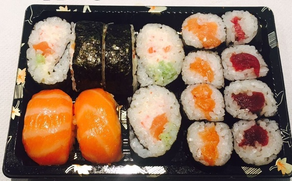 69 menu 9: Carta de Sushi King Restaurante