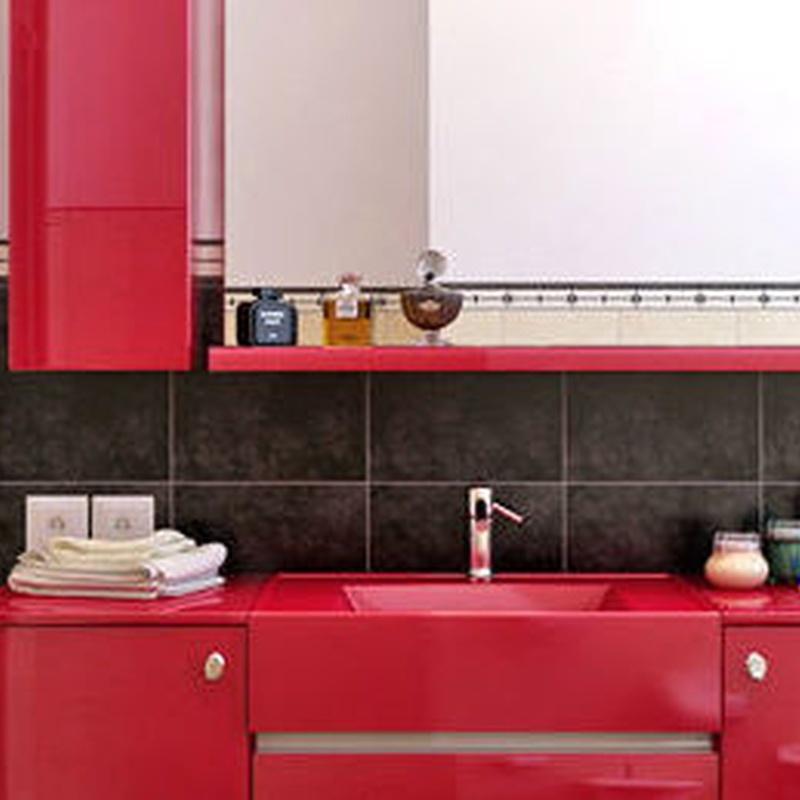 Muebles de baño: Productos y Servicios de Suministros Pineda - Almacén de Fontanería