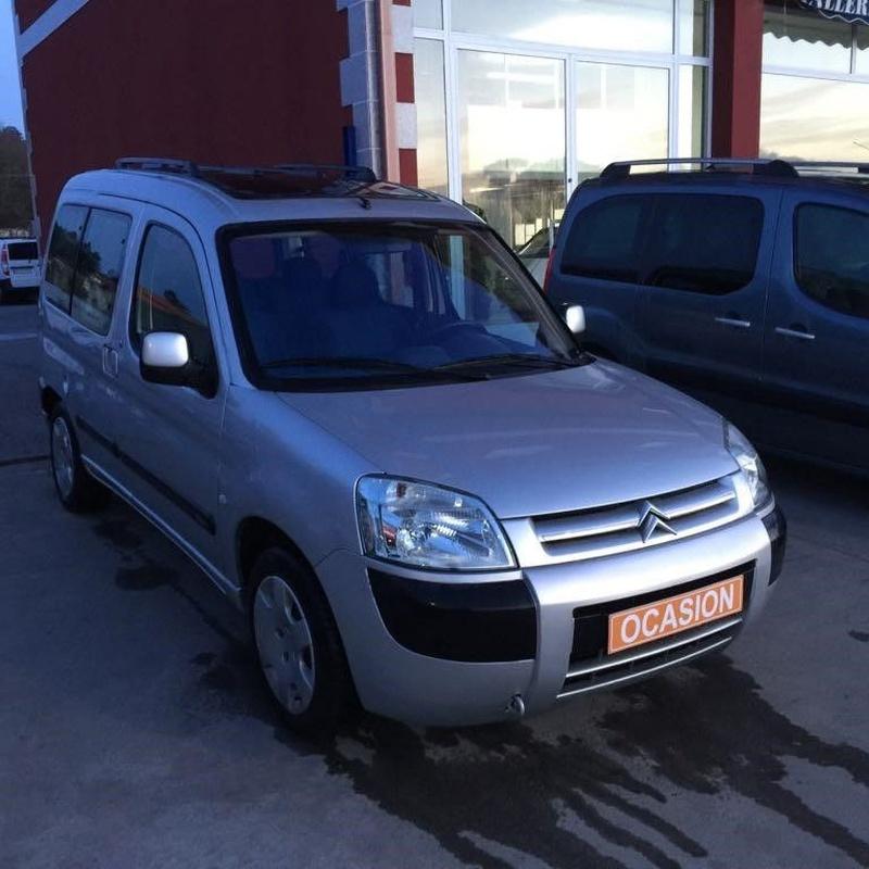 Citroën Berlingo 2.0HDI 90CV Turismo: Vehículos de ocasión de OCASIÓN A LAGOA