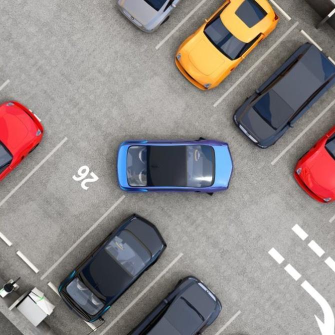 Trucos para aparcar bien