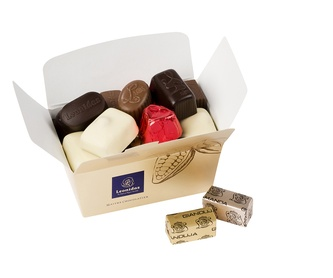 Tabletas y barras de chocolates: Colección de Bombonería Leónidas Gijón
