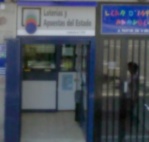 Loterías y apuestas en Barcelona | Administración Lotería Nº 93 Estación de Sants