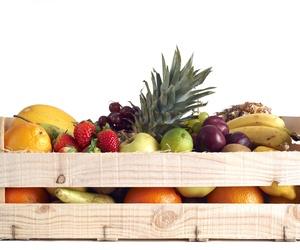 Distribución de frutas y hortalizas