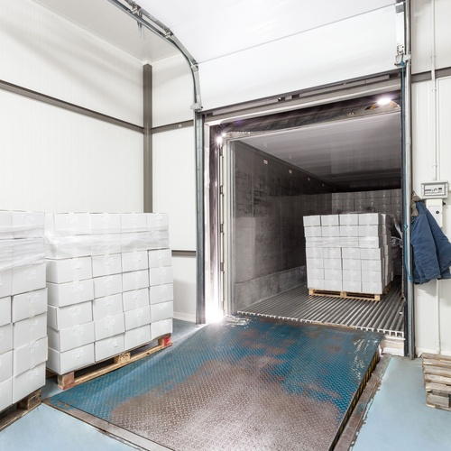 Transportes frigoríficos Galicia