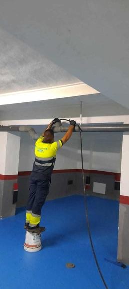 Reparación de tuberías de saneamientos : Servicios  de Desatascos Mandarache, S.L.