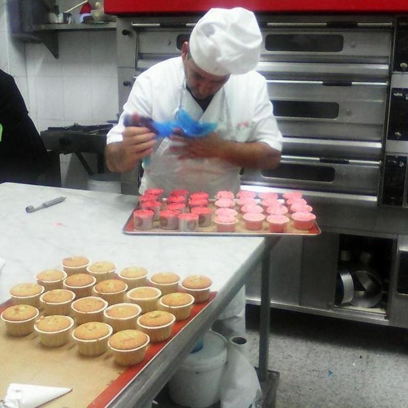 Cupcakes: Productos de Pastelería Flor Isleña